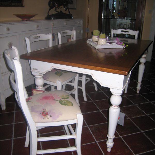 Faber tavolo Brocantage