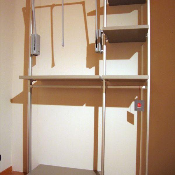 Cabina armadio oliver vero arredamenti for Cabina armadio outlet