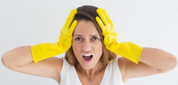 come pulire correttamente la cucina