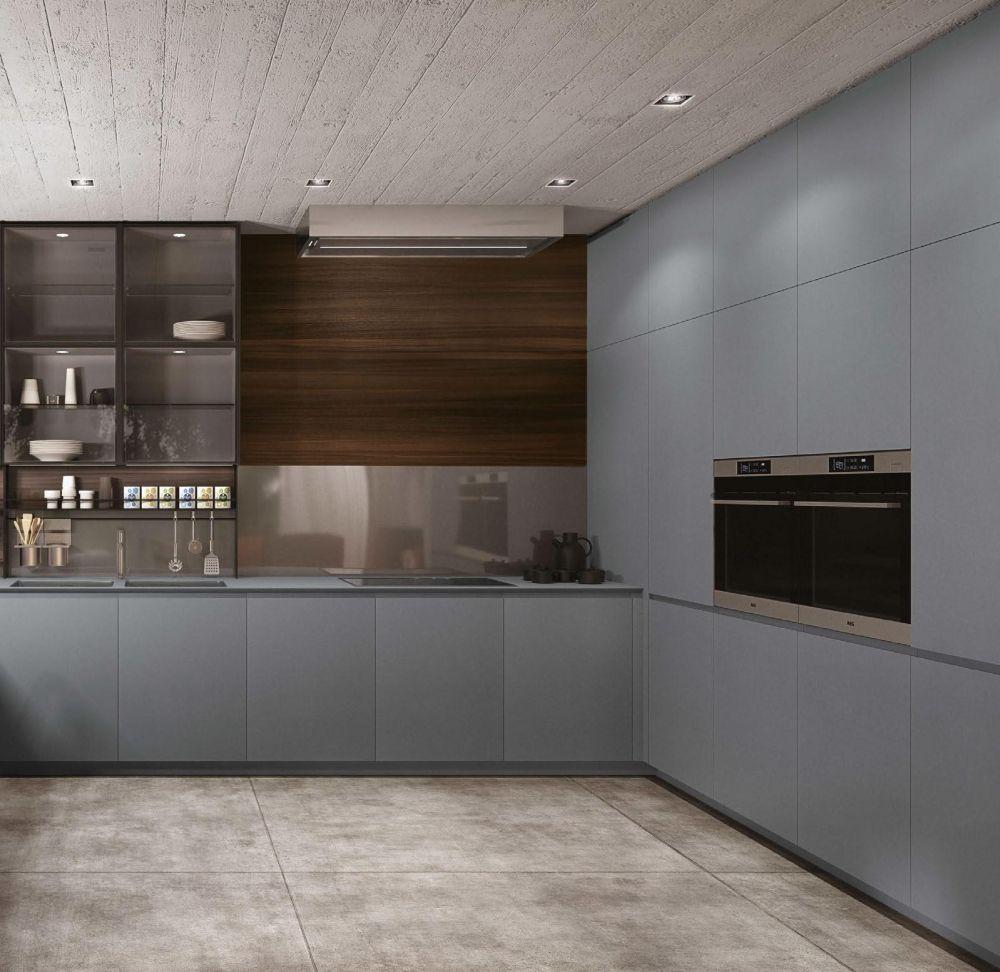 Euromobil cucine parete armadio - Vero Arredamenti