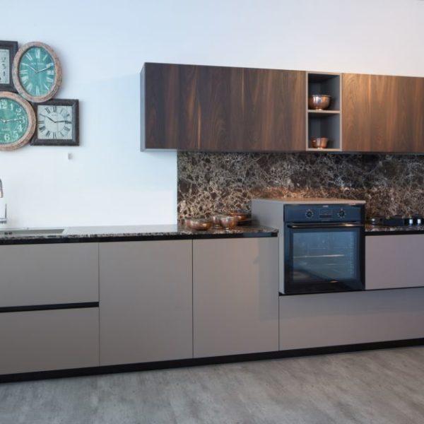 cucina Materia Doimo cucine piano lavoro in marmo Emperador