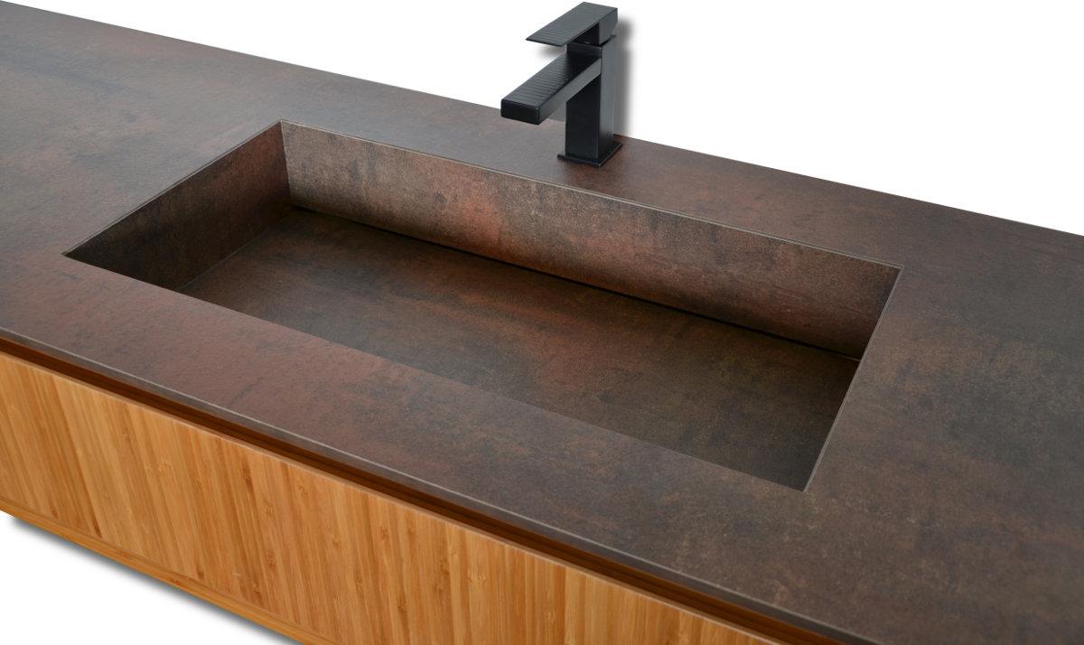 Hpl nuovi materiali tecnologici per il piano di lavoro della cucina vero arredamenti - Hpl piano cucina ...