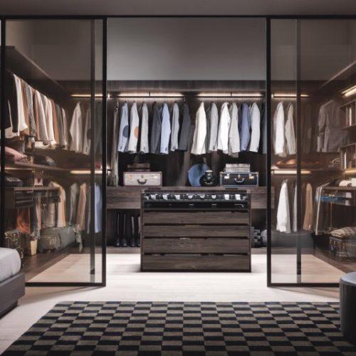 Cabina o armadio: quale scegliere?