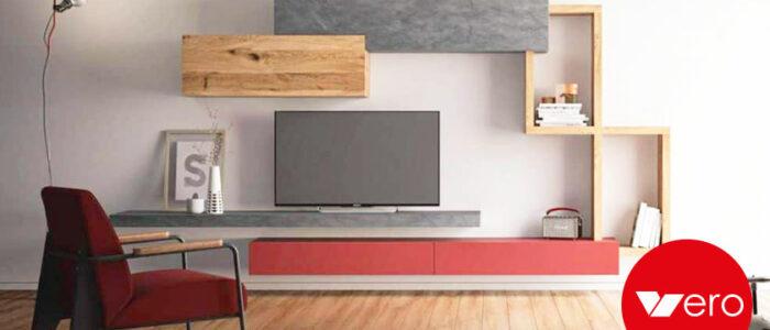Arredamento di design italiano -Vero Arredamenti